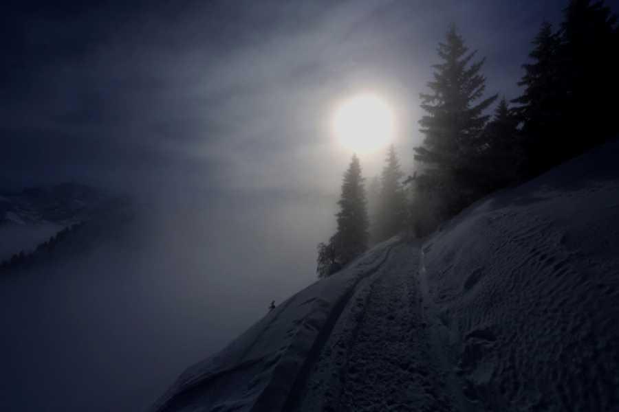 URI ADVENTURE - AF Sport GmbH Schneeschuhwandern (2.5h) am Abend