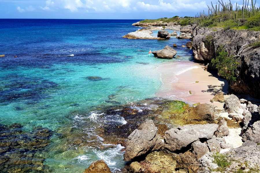 Adventure Makers Bonaire Washington Slagbaai nationaal park tour