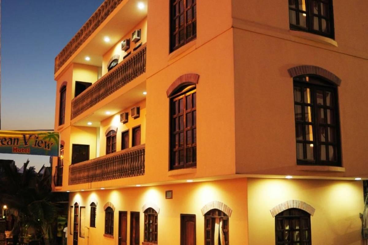 Go Montanita Hoteles  en Montañita