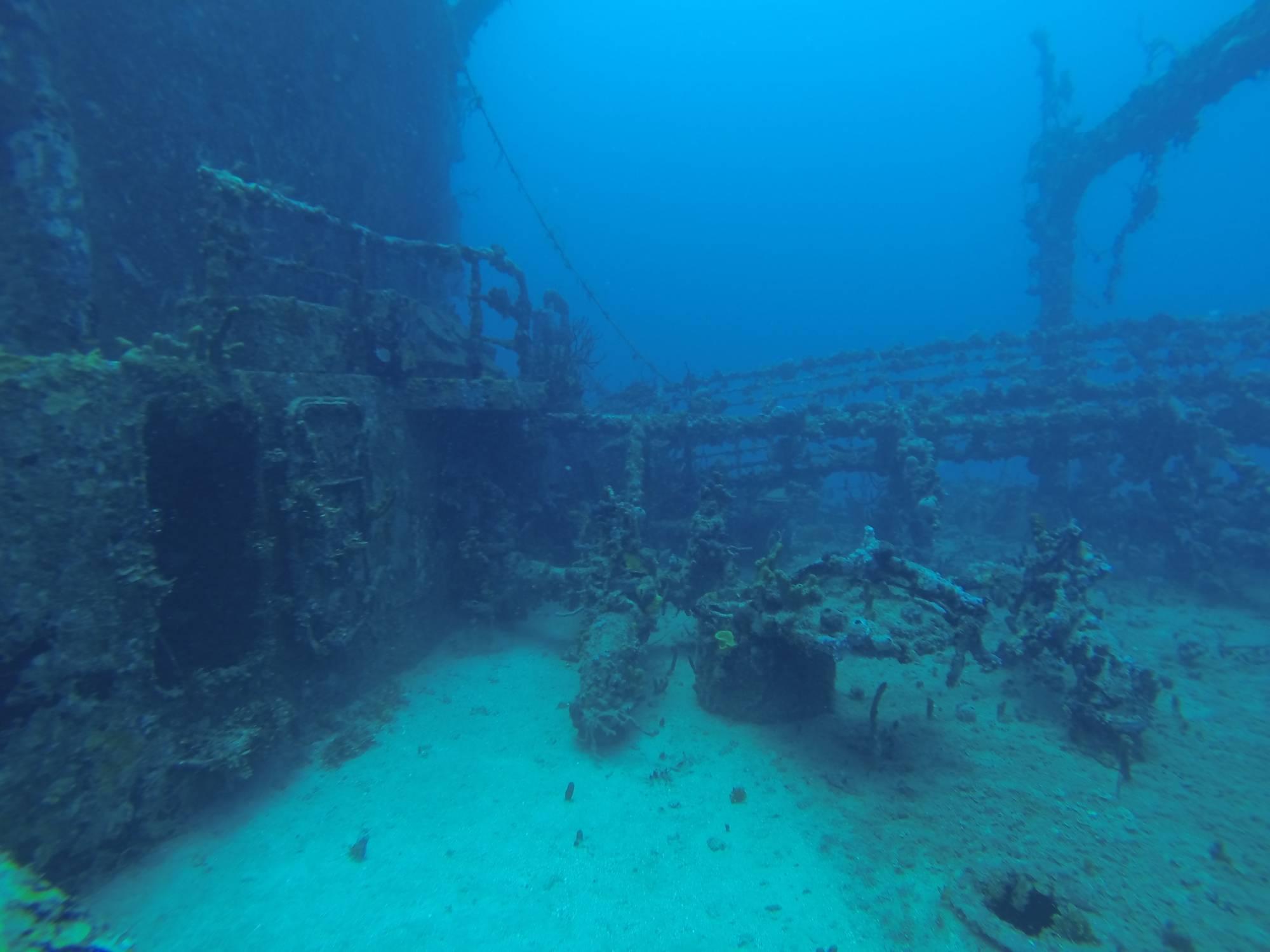 Padi Advanced Open Water Scuba Diving Course Marina Blue Haiti
