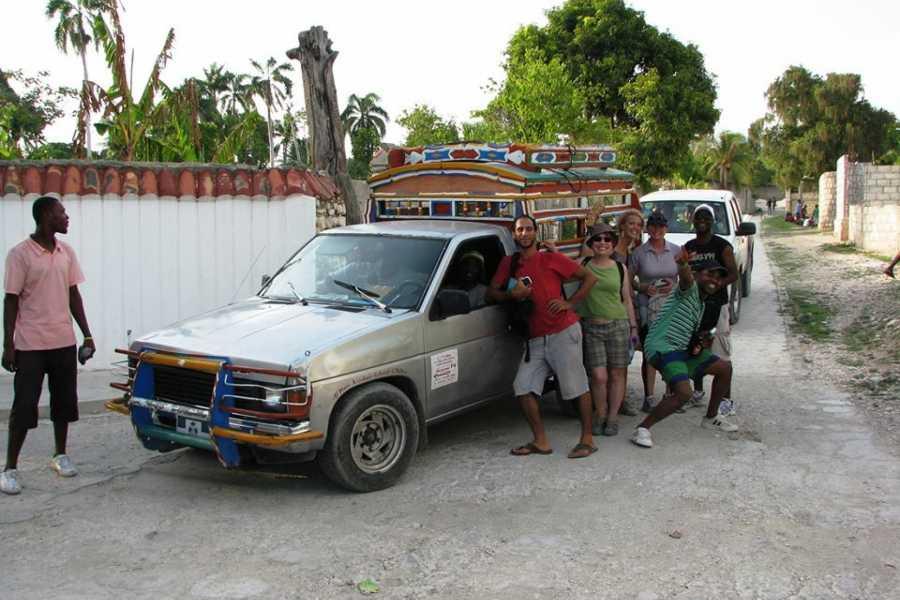 Marina Blue Haiti Marche de Montrouis