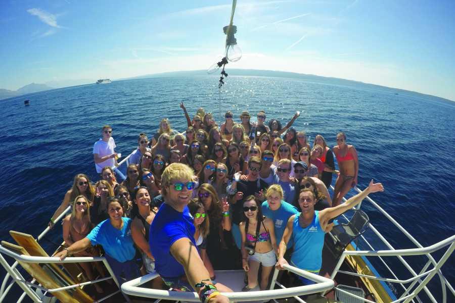 Bus2Alps AG Croatia Island Cruise