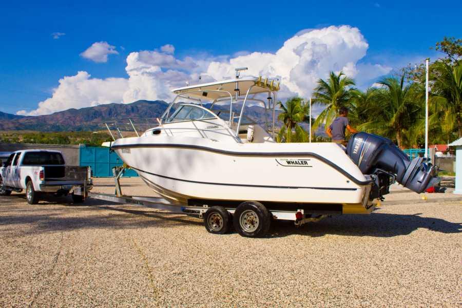 Marina Blue Haiti Boat Charter