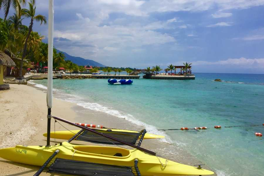 Marina Blue Haiti WindRaider Rental
