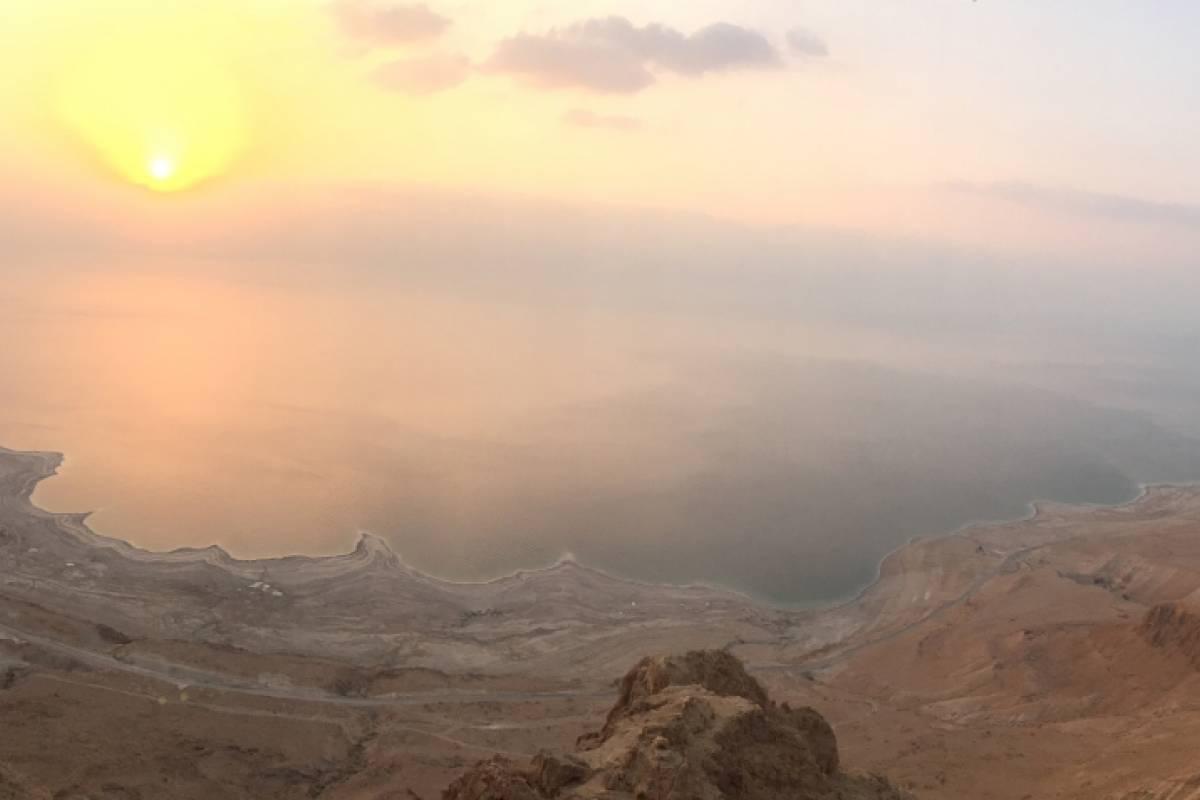 Siraj Center 9 June 2017, Friday. Desert Full Moon Walk