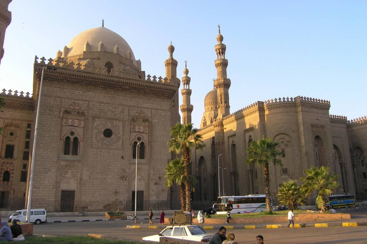 Deluxe Travel Islamic Cairo Day Tour
