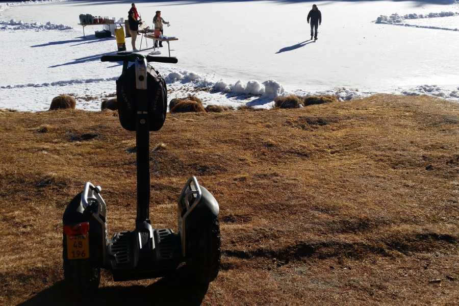 Segway City Tours by HB-Adventure Segway Tour St. Moritz