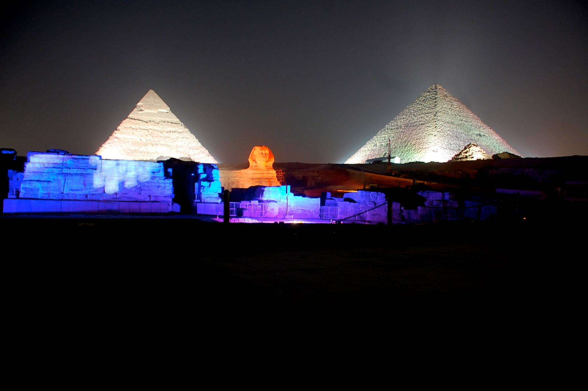 sound and light show pyramids of giza deluxe travel egypt. Black Bedroom Furniture Sets. Home Design Ideas
