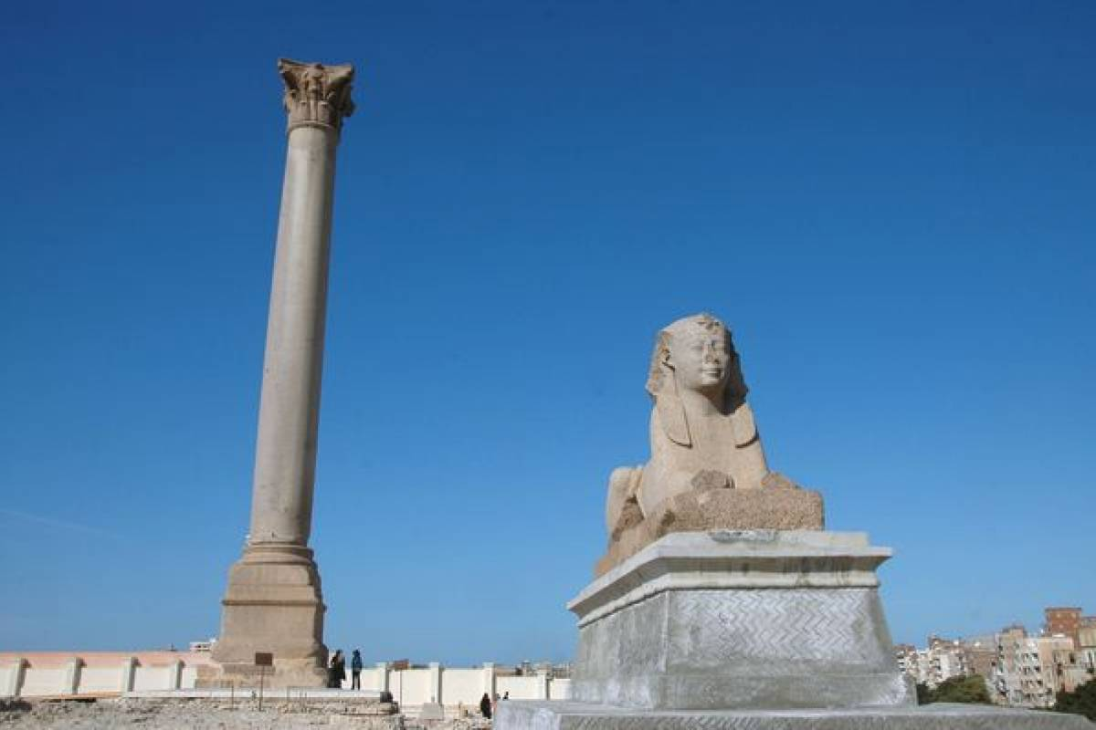 Deluxe Travel Alexandria Day Tour from Cairo