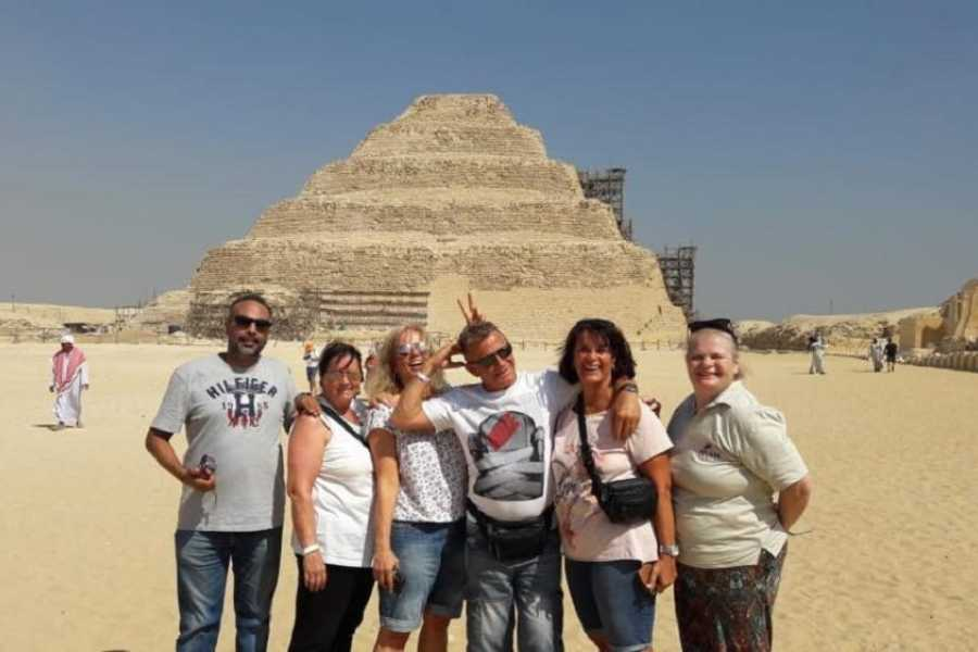 Deluxe Travel Private Tour to Memphis and Sakkara