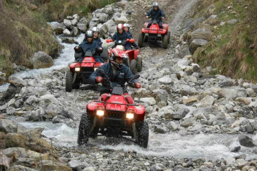 Lucca Adventure Sport Quad & Parapendio