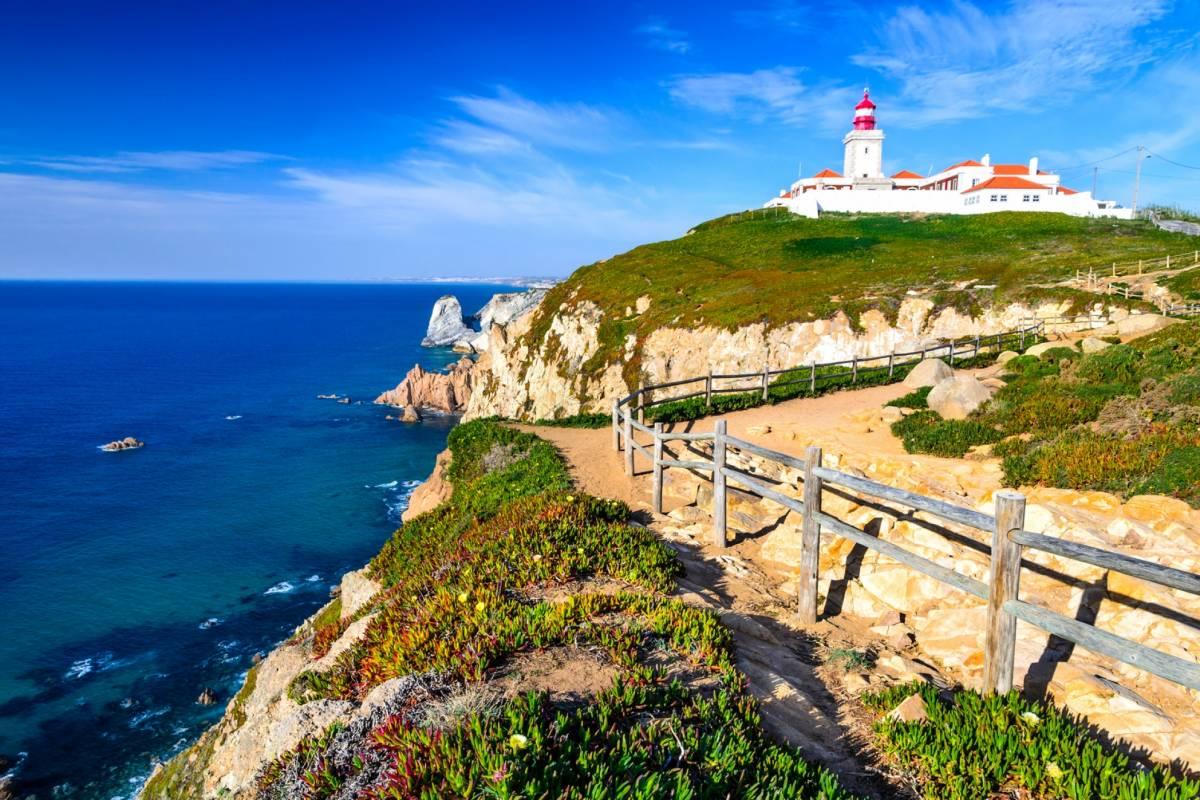 Lisbon On Wheels Tour privé à Sintra, Azenhas do Mar et Cascais à partir de Lisbonne