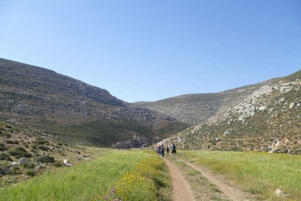 18-21 March 2022,Palestinian Heritage Trail , Spring- Southern Part