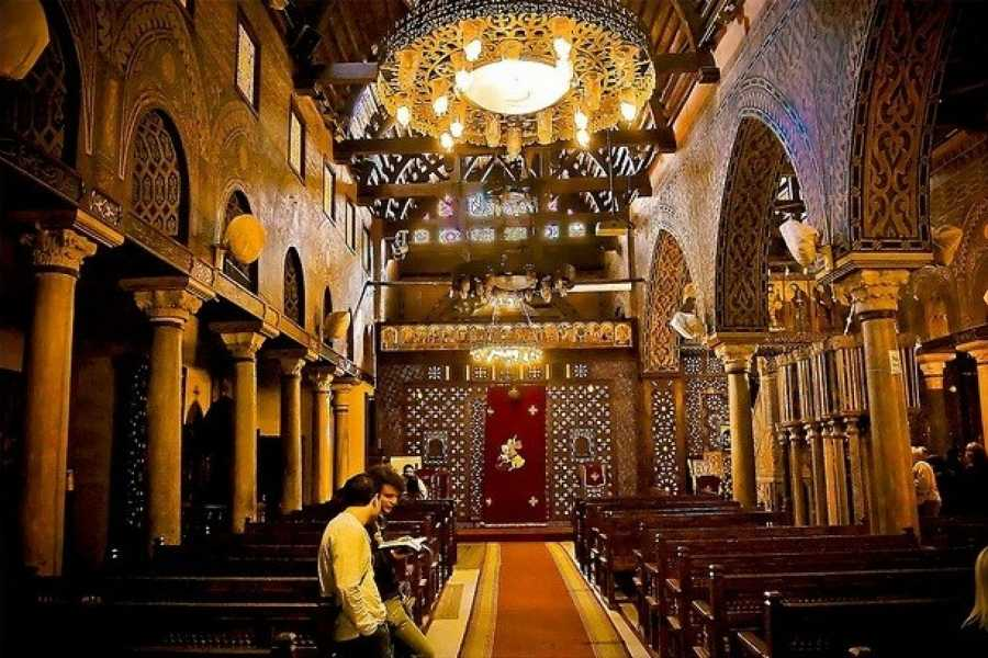 Deluxe Travel Old Coptic Cairo tour