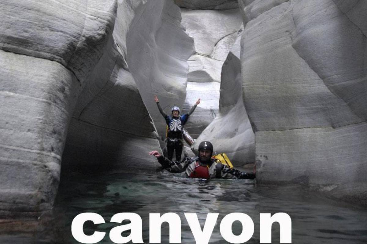 Outdoor Interlaken AG Canyoning Ticino Expedition