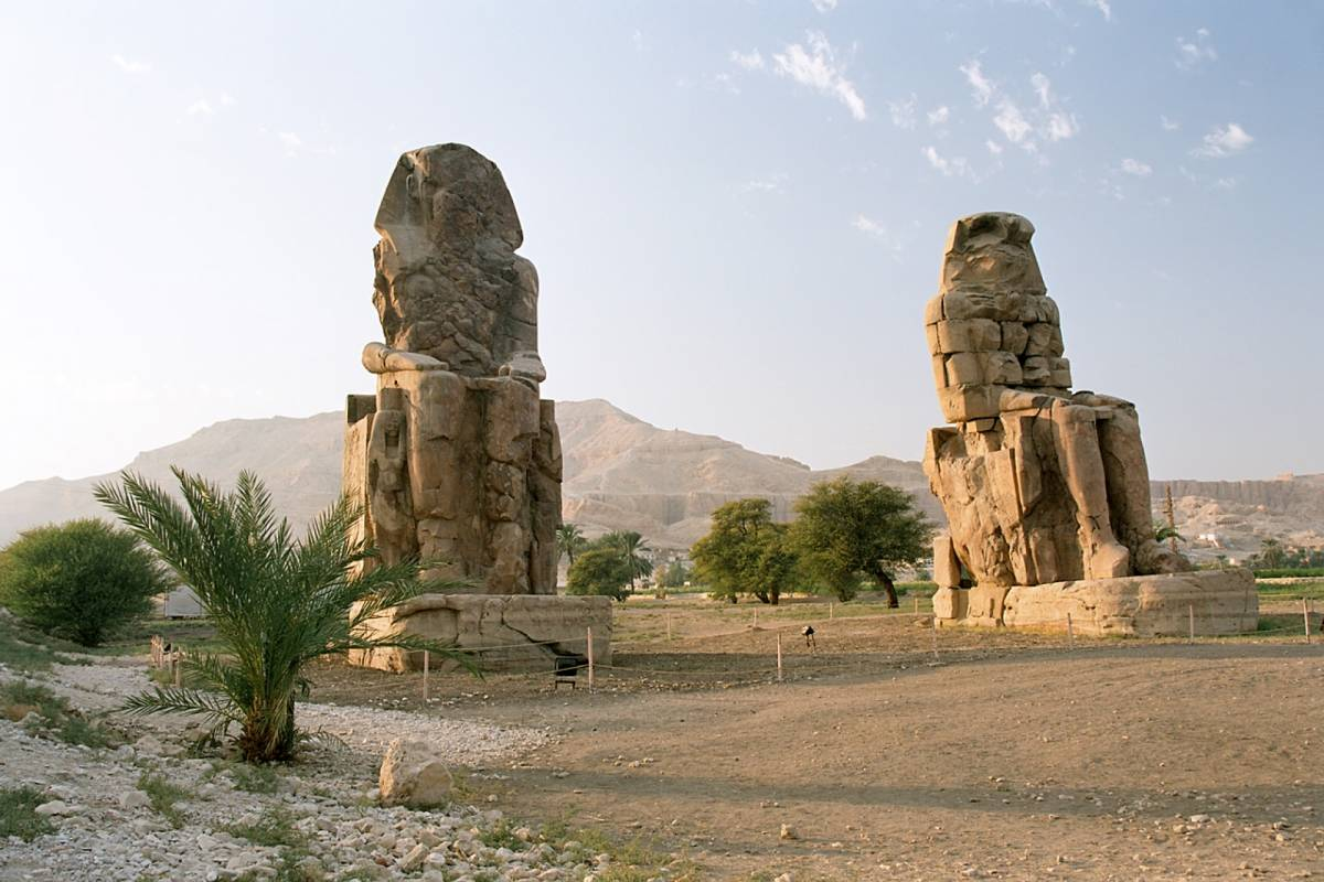 Deluxe Travel Luxor Day Tour East and West Bank