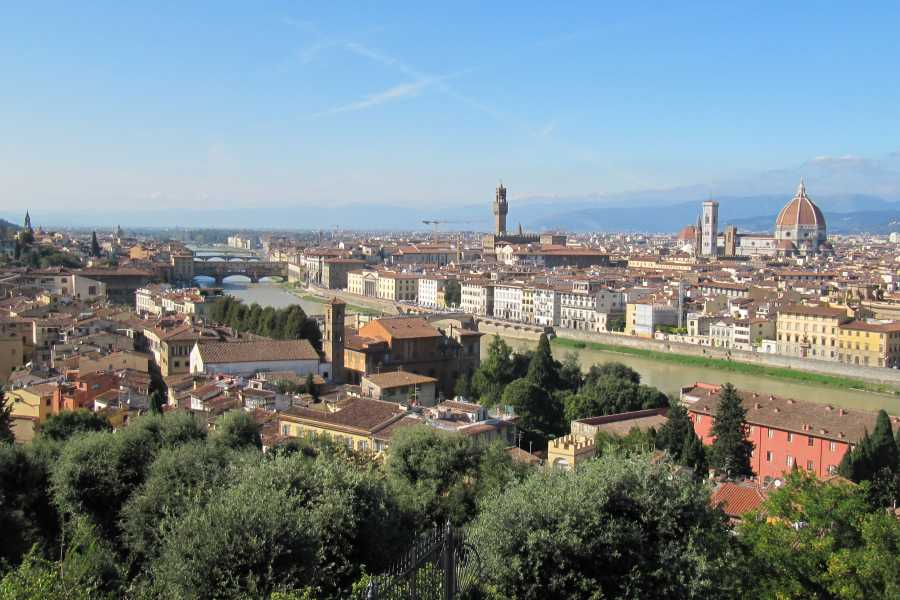 Tuscany Trotter JEWISH FLORENCE TOUR WITH SYNAGOGUE, UFFIZI AND ACCADEMIA