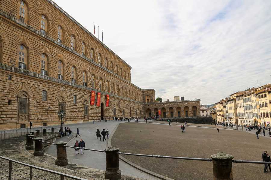 Tuscany Trotter PITTI PALACE IN FLORENCE - THE MOST BEAUTIFUL HOUSE