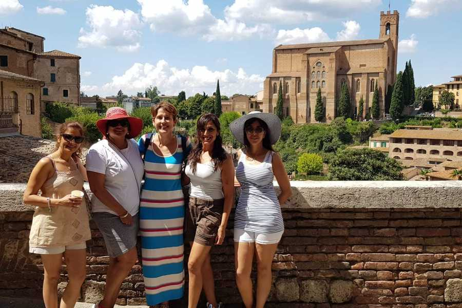 Tuscany Trotter SAN GIMIGNANO AND SIENA IN ONE DAY