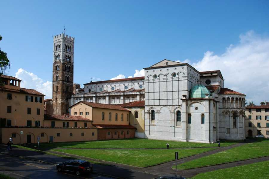 Tuscany Trotter LUCCA, THE GEM OF TUSCANY