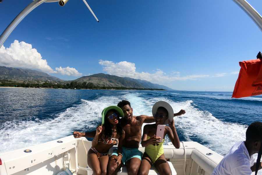 Marina Blue Haiti Boat Excursion to Anse à a Pirogues