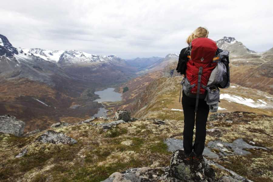 Contrast Adventure Norway Klatring Innerdalstårnet