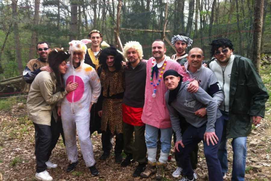 Lucca Adventure Sport STAG HEN PARTIES