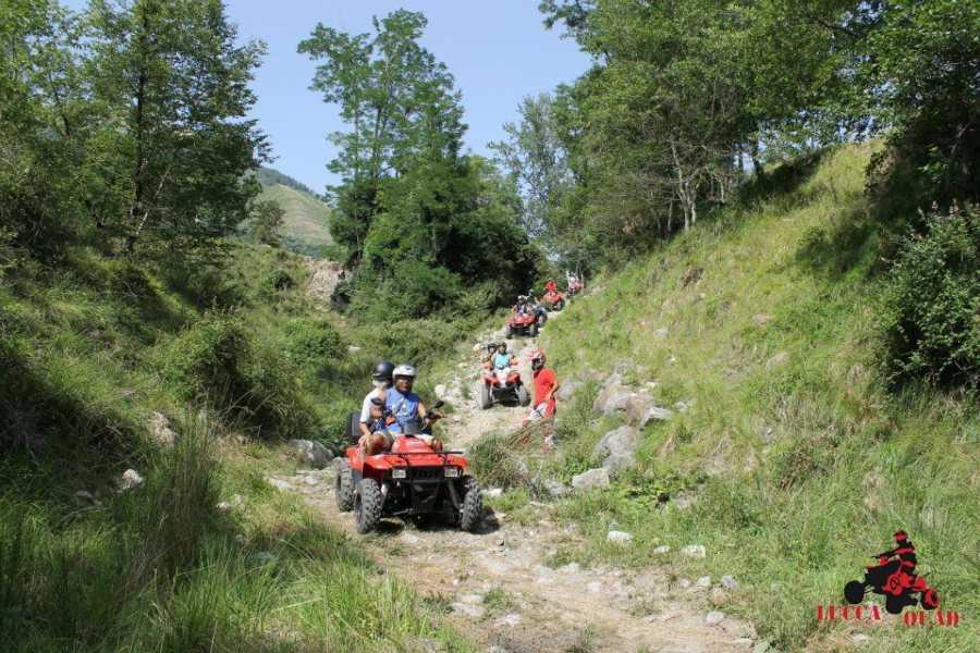Lucca Adventure Sport Quad Addio al Celibato