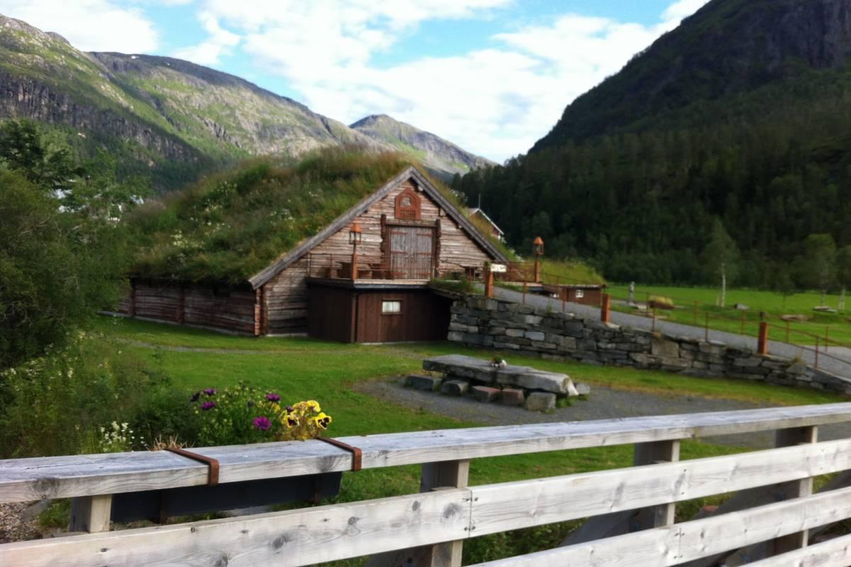 Contrast Adventure Norway Fottur i Trollheimen