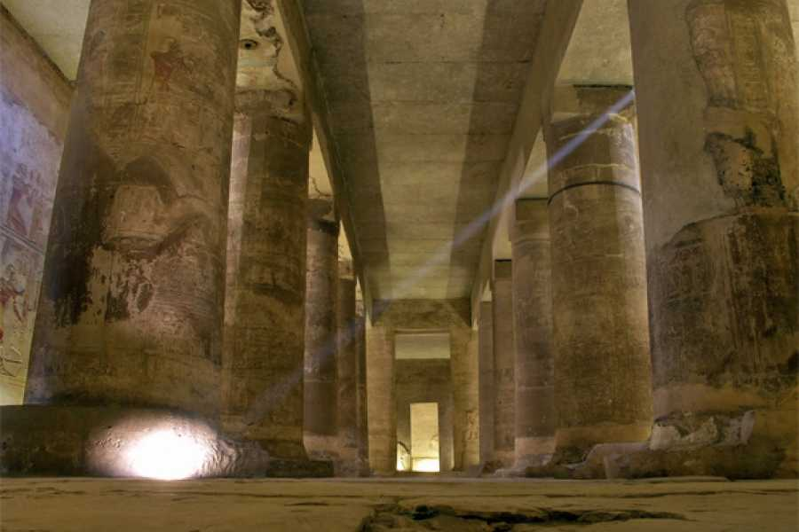 Deluxe Travel Dendara and Abydos Tour from Luxor