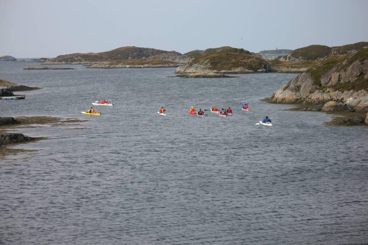 Contrast Adventure Norway Padling rundt Smøla