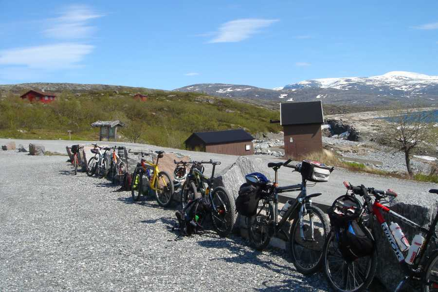 Contrast Adventure Norway 2-day Bike tour Aursjøveien