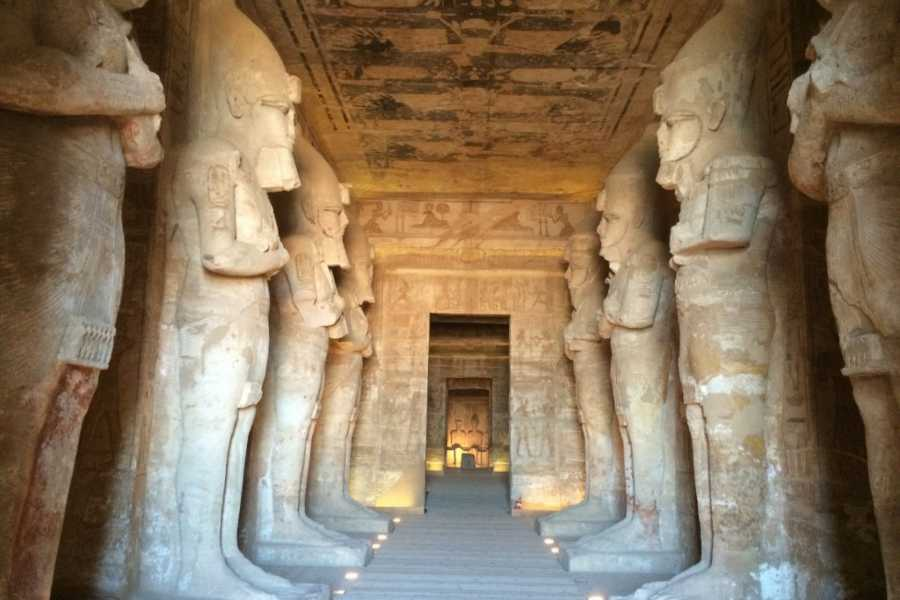 Deluxe Travel Abu Simbel Excursion by flight from Aswan