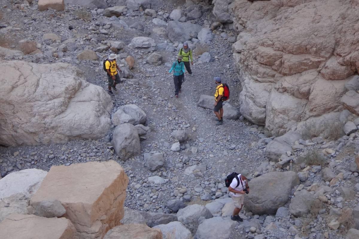 Adventurati Outdoors Stoneway Wadi  - UAE