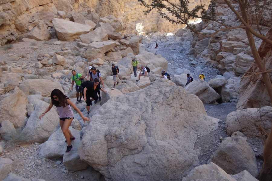 Adventurati Outdoor Stoneway Wadi  - UAE