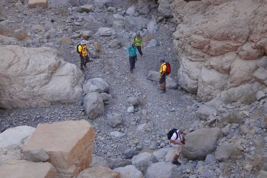 Adventurati Outdoors Stoneway Wadi  - UAE