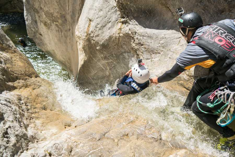 Outdoor Interlaken AG Canyoning Chli Schliere