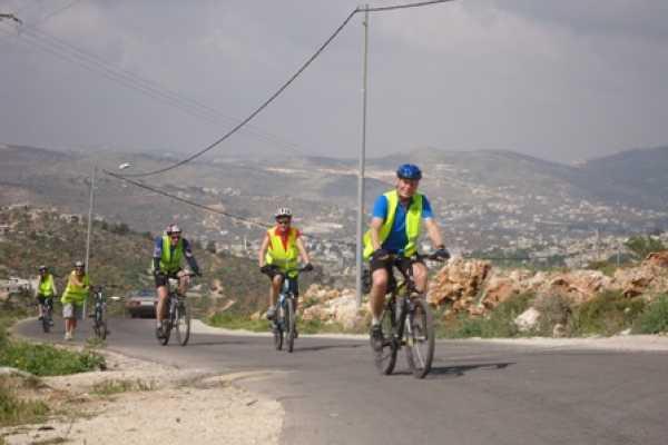 30 March - 6 April 2019, Bike Palestine