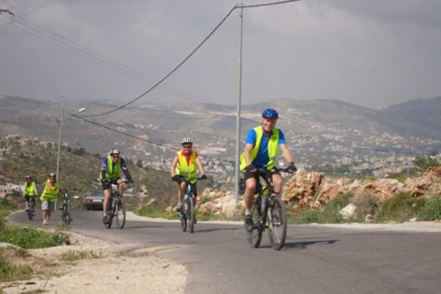 Siraj Center 30 March - 6 April 2019, Bike Palestine