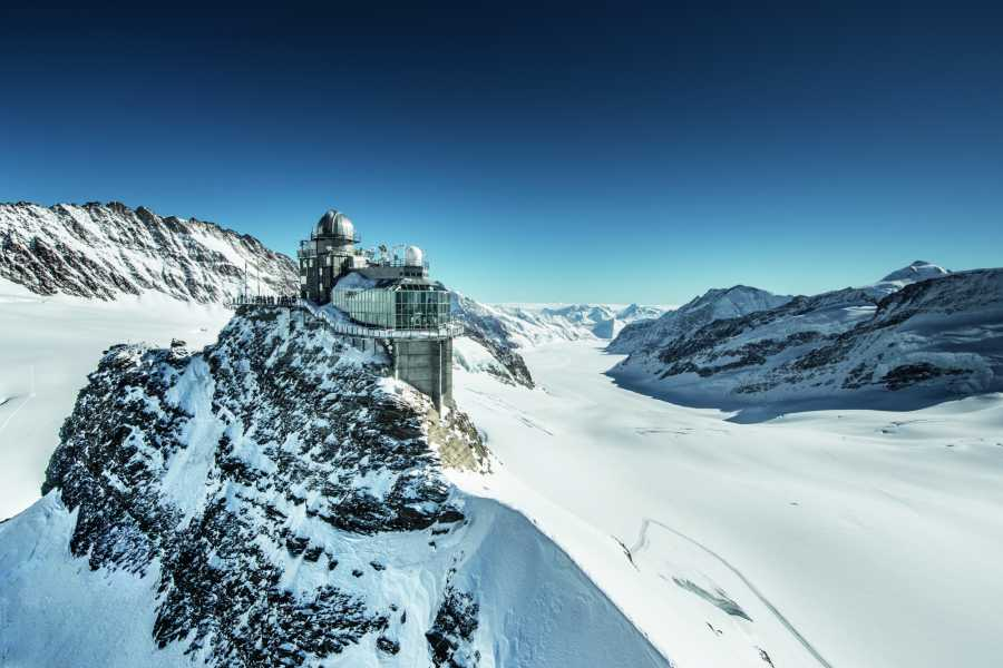 Best of Switzerland Tours Jungfraujoch – Top of Europe ab Luzern