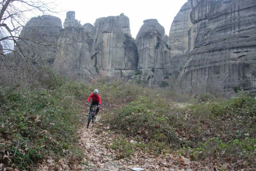 Visit Meteora Guided Mountain-Biking Tour of Meteora