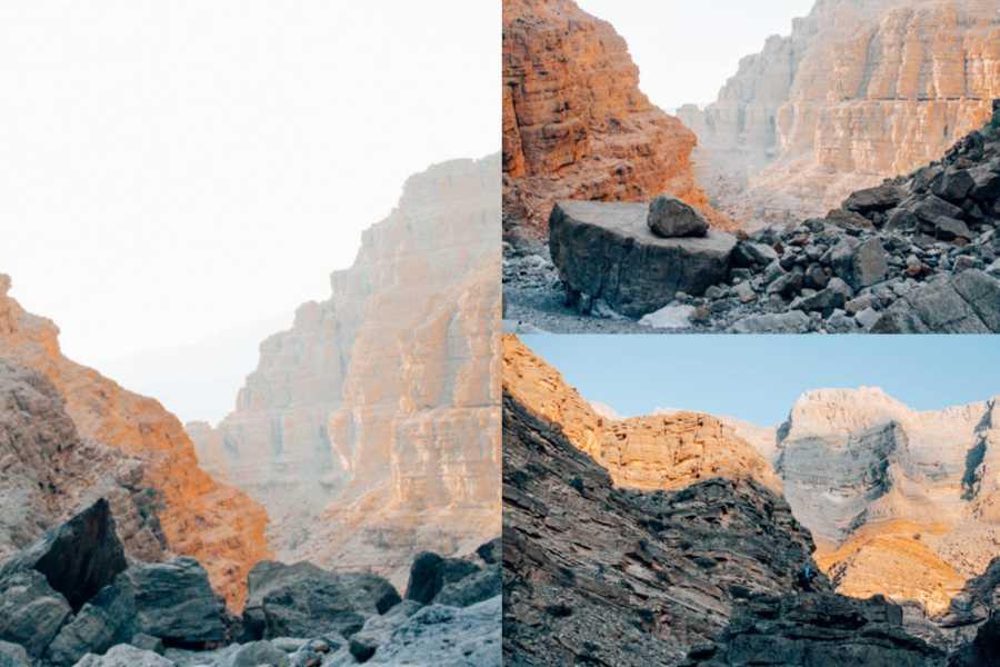 Adventurati Outdoors Sunrise at Stoneway Wadi - UAE