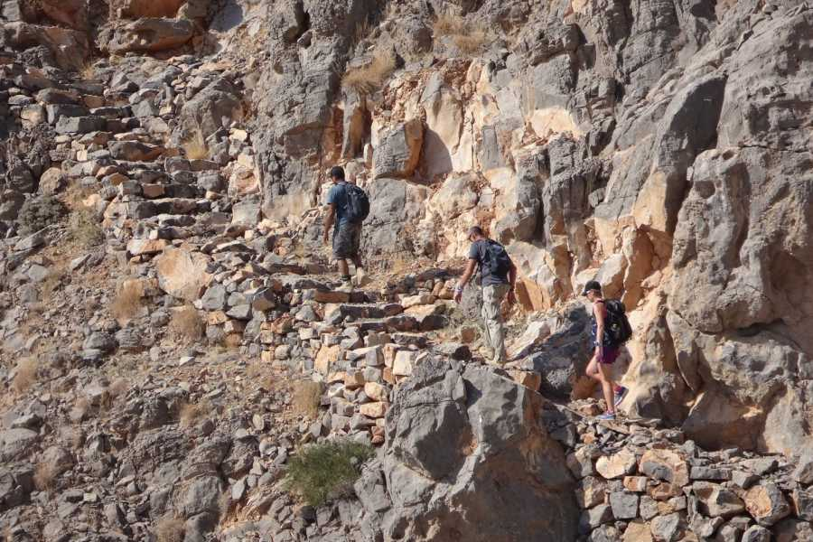 Adventurati Outdoor Balcony Hike to Old Settlement- Jabel Jais