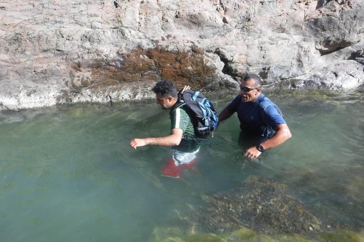 Adventurati Outdoors Canyoning - UAE - Entry Level
