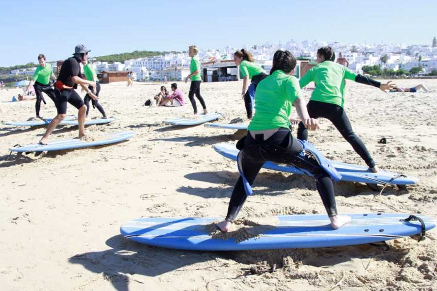 Oceano Surf Camps Family Surfing Holidays -  Private Apartment Conil