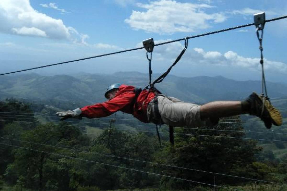 Kelly's Costa Rica Monteverde Cloud Forest