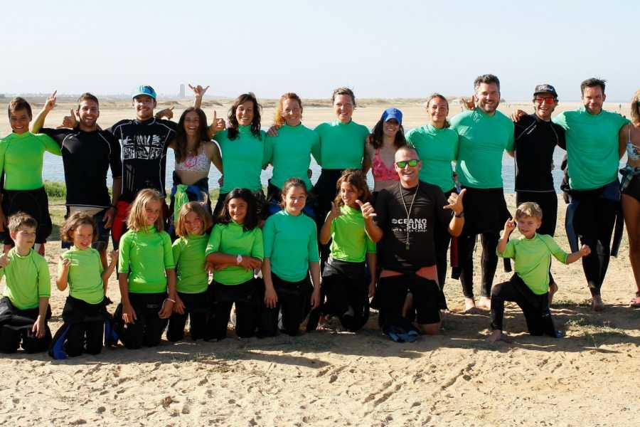 Oceano Surf Camps Learn To Surf and Spanish Cooking Holidays