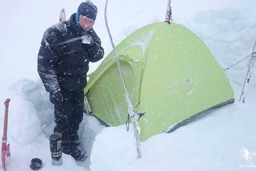 Jostedalen Breførarlag Skitour Jostedalsbreen