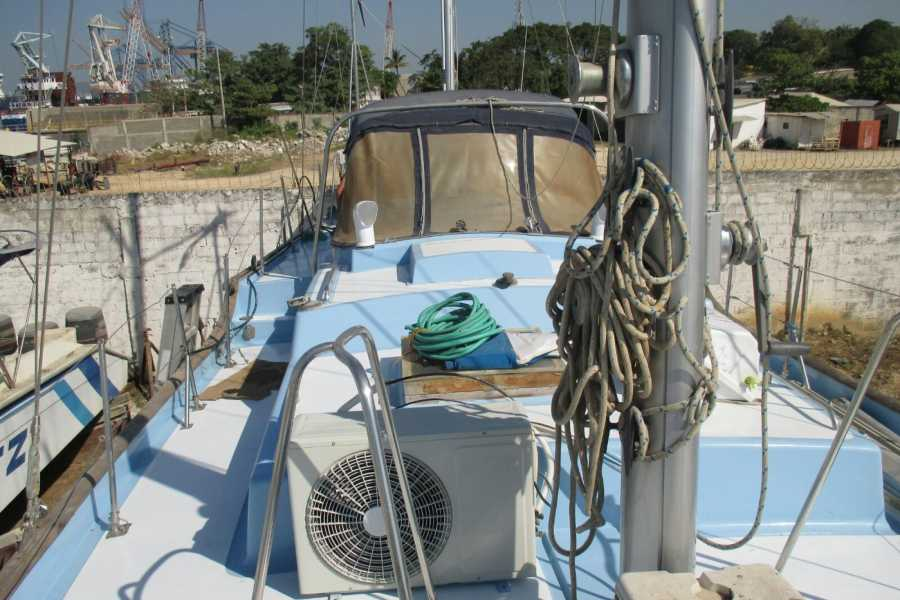 Cacique Cruiser BOAT TO COLOMBIA - Sophia Sailboat