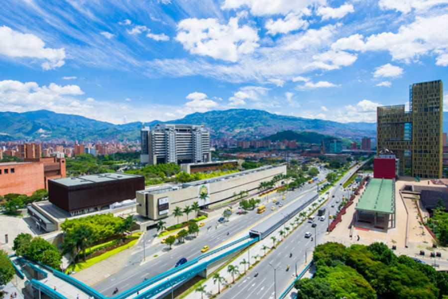 Medellin City Services Half day private Medellin city tour